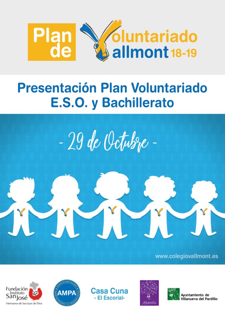 Plan Voluntariado 18-19